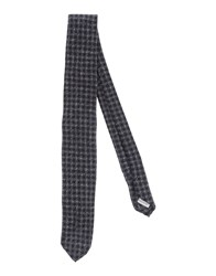 Hardy Amies Accessories Ties Men Dark Blue