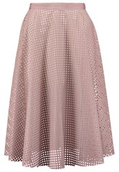 Roberto Collina Aline Skirt Rose