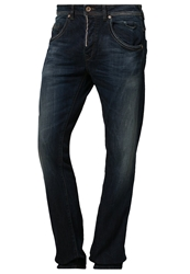 Ltb Moritz Slim Fit Jeans Pontos Wash Dark Blue