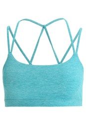 Gap Sports Bra Electric Jade Green