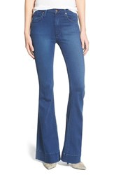 Women's James Jeans High Rise Flare Jeans Retro