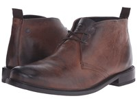 Base London Roop Tan Leather Men's Lace Up Boots
