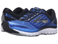 Brooks Ghost 9 Electric Blue Black Silver Men's Running Shoes