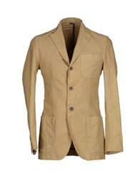Jeckerson Suits And Jackets Blazers Men Khaki