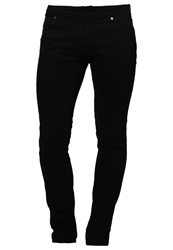 Volcom Chili Chocker Slim Fit Jeans Black