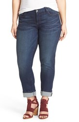 Kut From The Kloth Plus Size Women's 'Catherine' Stretch Boyfriend Jeans