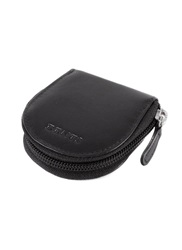 Dents Leather Wallet Black
