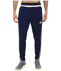 Adidas Tiro 15 Training Pant Dark Blue White Dark Blue Men's Workout