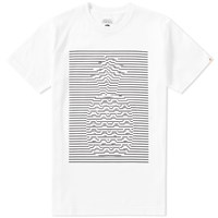 Head Porter Plus Pineapple Lines Tee White