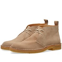 Paul Smith Wilf Desert Boot Brown