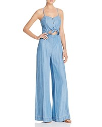 Guess Leila Palazzo Jumpsuit Aden