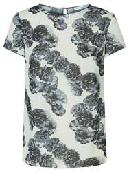 Fenn Wright Manson Aruba Floral Top Shadow Print
