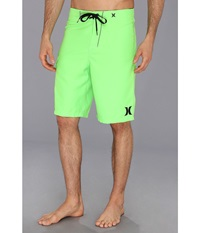 Hurley One Only Boardshort 22 Neon Green Men's Swimwear