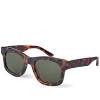 Sun Buddies Type 01 Sunglasses Dark Tortoise