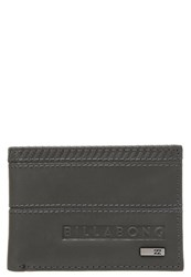 Billabong Vacant Wallet Charcoal Dark Gray