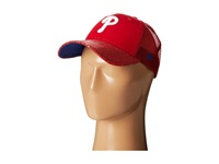 New Era Sequin Vize Philadelphia Phillies Team Red Caps