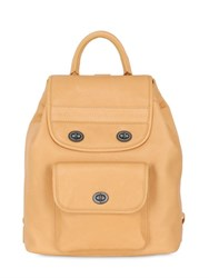 Mandarina Duck Kyoto Leather Backpack