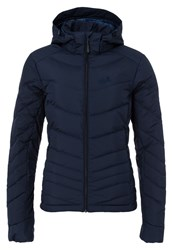 Jack Wolfskin Selenium Down Jacket Night Blue Dark Blue