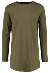 Your Turn Long Sleeved Top Oliv