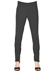 Emporio Armani Comfort Fit Twill Pants