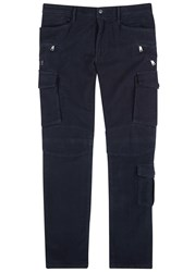 Polo Ralph Lauren Navy Multi Pocket Cargo Trousers