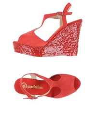 Espadrilles Footwear Thong Sandals Women