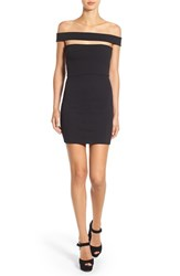 Missguided Women's Cutout Off The Shoulder Body Con Dress