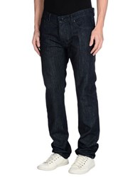 Gentryportofino Denim Denim Trousers Men