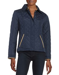 Weatherproof Quilted Jacket Midnight