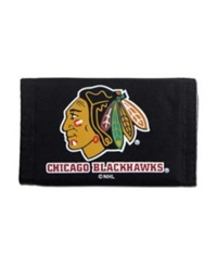 Rico Industries Chicago Blackhawks Nylon Wallet Team Color
