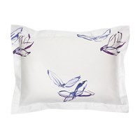 Yves Delorme Air Blanc Pillowcase 50X75cm