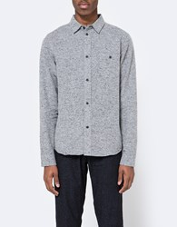 Native Youth Granite Shirt Grey