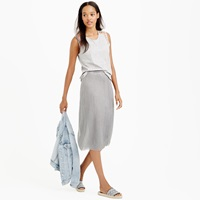 J.Crew Collection Sparkle Sweater Skirt