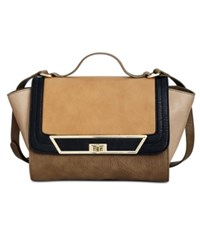 Inc International Concepts Baker Satchel Only At Macy's Olive