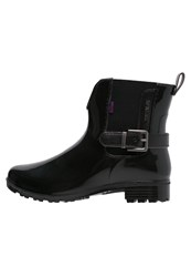 Tom Tailor Wellies Black