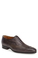 Carlos Santos 'Inez Green Label' Wingtip Oxford Men Black