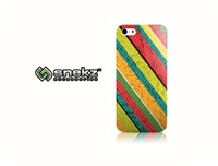 Colouful Lines Design Iphone 4 4S Iphone 5 5S By Vdirectcases