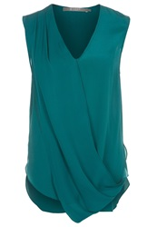 Tiger Of Sweden Perfect Blouse Turquoise