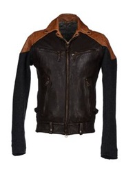 Brian Dales Jackets Dark Brown