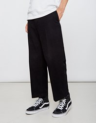 Soulland Marchionne Workwear Trousers Black