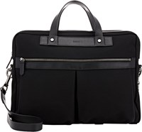 Mismo Office Briefcase Black