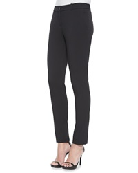Michael Kors Skinny Stretch Wool Dress Pants