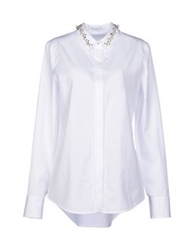 Viktor And Rolf Shirts White