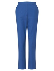 Adrianna Papell Tapered Tailored Trouser Blue