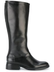 Paul Smith Ps By Rear Zip Boots Black