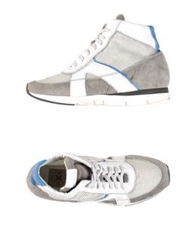 O.X.S. High Tops And Trainers White