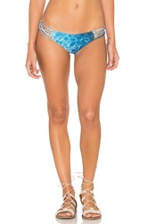 Stone Fox Swim Gypsy Bottom Blue