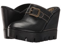 Sbicca Marlon Black Women's Wedge Shoes
