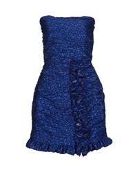 Manoush Dresses Short Dresses Women Dark Blue