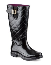 Sperry Pelican Iii Waterproof Rubber Rain Boots Black